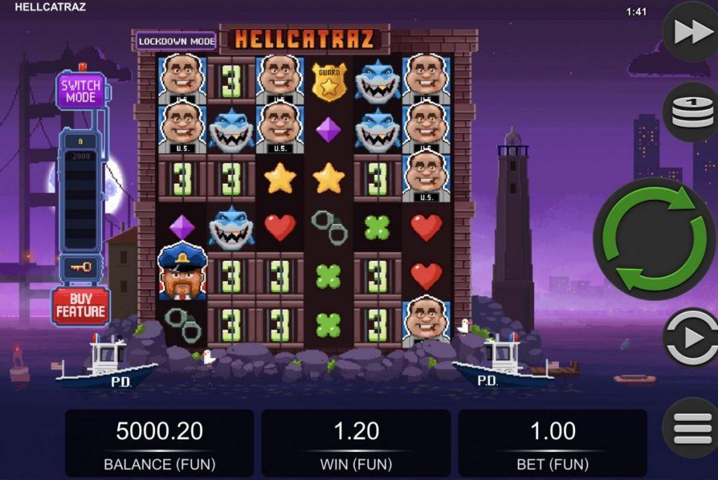 Hellcatraz รวย